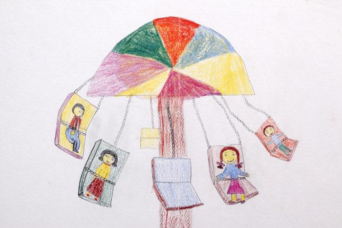 Dessin enfant psychologie